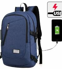 Travel Laptop Backpack with USB Charging Port