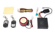 Universal Alarmanlage für Motorrad 12 Volt Fernbedienung Sirene Finder Funktion