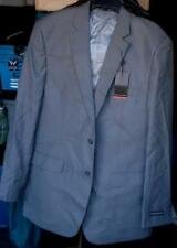 Men's Pierre Cardin Suit Jacket - 44 Long - Neutral Gray - BRAND NEW WITH TAGS
