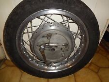 LAVERDA 750 SF Rear wheel BORRANI-WM-3/2,15-18/36 RECORD RM-01-4613