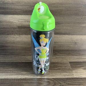 Run Disney 2017 Tinker Bell  1/2 Marathon Weekend Tervis Water Bottle Cup 24oz