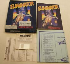 Eliminator by Hewson for Commodore Amiga