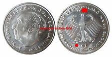 J407 2 DM Theodor Heuss 1971 D zirkuliert