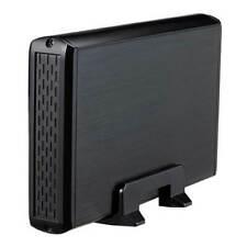 Carcasa caja externa TOOQ TQE-3509B para Disco Duro 3.5'' Sata 3 USB2.0 Negra