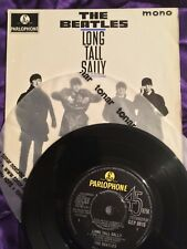 The Beatles - Long Tall Sally - EP - 1964 First Issue 1N/1N - Superb Copy
