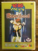 KIDS CARTOONS - ROBIN HOOD - DVD