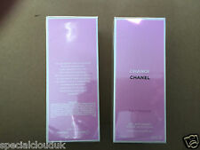 NEW CHANEL CHANCE EAU TENDRE FOAMING SHOWER GEL 200ML 100%  AUTHENTIC NEXT DAY