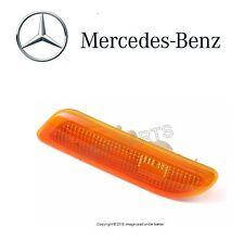 NEW Mercedes C208 CLK-Class Front Driver Left Bumper Turn Signal Light Genuine