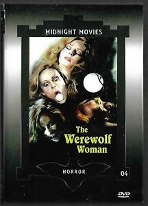 MIDNIGHT MOVIES #4 - The Werewolf Woman (Italo-Horror) Annik Borel (Di Silvestro