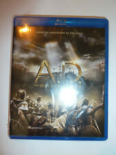 A.D. The Bible Continues Blu-ray 4-Disc Set Christian TV miniseries show AD NEW!