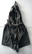 rick owens DRUID hoodie vest jacket S NEW drkshdws womens