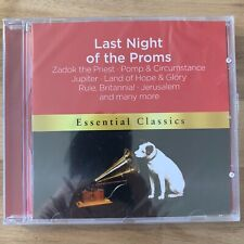 The Last Night Of The Proms - CD - New Sealed Condition