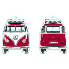 Official VW Camper Van T1 Air Freshener - Vanilla Red
