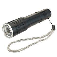Del CREE LED linterna fl-13 zoom muy brillante 240 lúmenes bomberos policía Survival