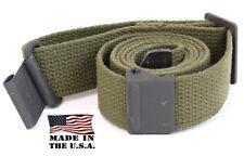 Sling Cotton Web OD Green USGI Style for M1 Garand Rifles & Shotguns US MADE