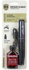 Knight & Hale EZ GRUNTER Deer Call + CODE RED BUCK URINE WHITETAIL Kit