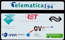 Telefoonkaart / Phonecard Nederland RCZ907 ongebruikt - Telematica 94