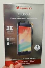 ZAGG Invisible Shield Glass+ Screen Protector For iPhone 8+/7+/6s+/6+- NEW!