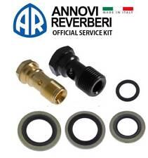 Annovi Reverberi AR2119 Gymatic 3/B Unloader Mounting Bolt Set OEM kit Italy