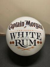 OTB NIB Captain Morgan White Rum Spare Ball 14#