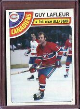 1978 Topps 90 Guy Lafleur AS1 EX-MT #D88536