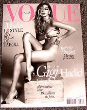 March Vogue Paris Magazines for Women