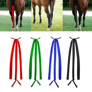 Horse Tail Bag Tail Guard Tail Wrap Horse Protection Tail Decor Equine Care