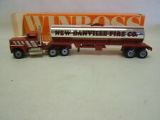 Winross New Danville Fire Co. Ford Tanker 5-5 1989 MIB Lancaster County PA