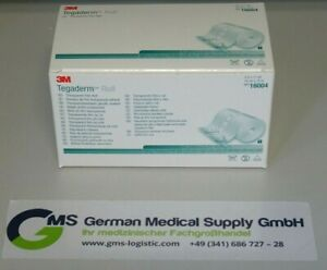 TEGADERM 3M Pflaster 10 cmx10 m Rolle 1 Rolle PZN 03816512, Ref16004 4+9/22