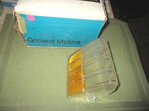 NOS 1971-1972 Oldsmobile Toronado right Front Parking Lens