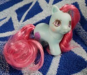 ~~ Vintage G1 Hasbro My Little Pony MLP Newborn Teeny Tiny Twin **Tattles** ~~