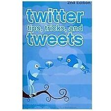 Like New Twitter Tips, Tricks, and Tweets by McFedries, Paul