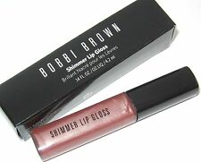 Bobbi Brown Shimmer Lip Gloss -3 Rose Sugar- New in Box