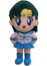 "Brand New Sailor moon (Ge-7506) ~ 8"" Sailor Mercury Plush Doll"