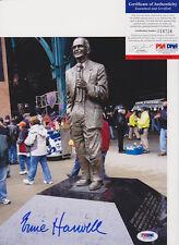Ernie Harwell Detroit Tigers Signed Autograph 8x10 Photo PSA/DNA COA #2