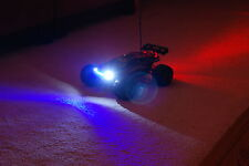 E-Revo VXL 1/16 Working lights No Body Traxxas  2W2B4R