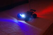 E-Revo VXL 1/16 Working lights No Body Traxxas  2W2B4R