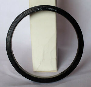 Cokin A462 62mm A series adapter ring with a little wear.