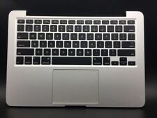 keyboard Top Case Palm Rest Touchpad Battery Macbook Pro 13 A1502 Late 2013 2014