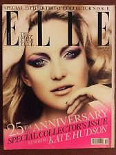 ELLE MAGAZINE OCTOBER  2010, 25TH ANNIVERSARY ISSUE