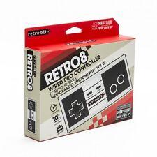 For Nintendo NES Classic Edition Mini Controller PRO Gamepad Wii/WiiU Retro-Bit