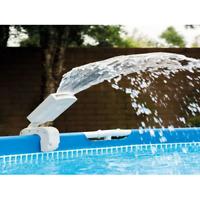 Intex 28089 spruzzo multicolor a led per illuminazione per piscine rotonde e ret