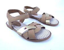 TOMMY HILFIGER Mädchen Kinder Schuhe Sandalen - Gr 31 Designer TH Shoes 7870 NEU