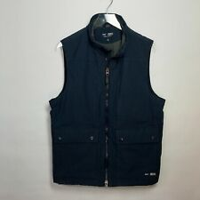 Abercrombie and Fitch Men's A&F Thermo Peak Vest Insulated Water Resistant Sz L