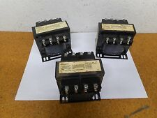 Square D 9070K50D19 Transformers 0.05kVA 50/60Hz Multiple Voltage (Lot of 3)