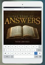 The Book of Answers by John Hagee (DVD) Usually ships within 12 hours!!!