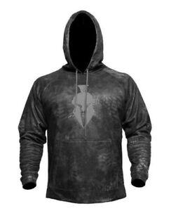 NWT KRYPTEK Tartaros Hoodie Typhon/Grey Sweatshirt Sz Large 15TARTTG5