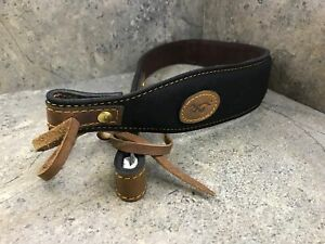 Browning Lona Black/Brown Sling 12238866 - Swivels NOT Included