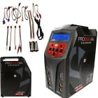 Venom 0685 Pro Duo 80W X2 Dual AC / DC 7A LiPO & NiMH RC Battery Balance Charger