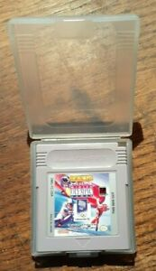 The XVII Olympic Winter Games Lillehammer 1994 (Game Boy, 1994) Authentic